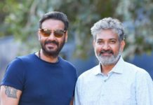 Rajamouli super charged to start RRR shoot with Ajay Devgn