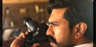 Ram Charan spending nights in Vikarabad Forests
