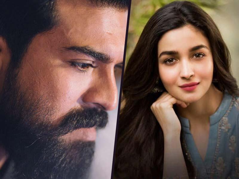 Ram Charan waiting for Alia Bhatt return