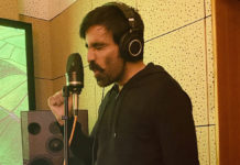 Ravi Teja croons massy song for Disco Raja