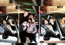 Salman Khan gifts BMW Car to Sudeep