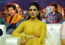 Samantha Akkineni says, Big Big congratulations to Mahesh Babu and Allu Arjun