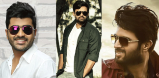 Sharwanand and Sai Dharam Tej rejected, Vijay Deverakonda accepted