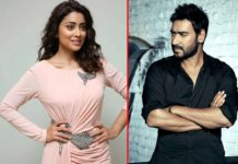 Shriya Saran opposite Ajay Devgn in RRR?