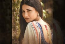 Shruti Haasan traditional Look from Krack