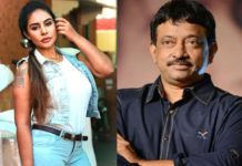 Sri Reddy : Ram Gopal Varma told me, U r a goddess but now he cheated me