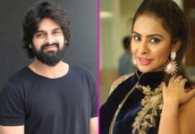 Sri Reddy comments on Naga Shaurya