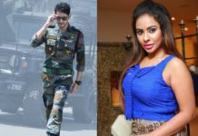 Sri Reddy comments on Sarileru Neekevvaru