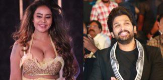 Sri Reddy targets Allu Arjun: It's original hair or Wig?