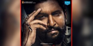 Superlative actor Nani Look from V