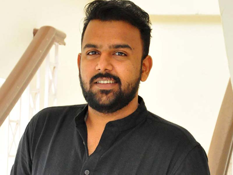 Tharun Bhasckar getting ready to move out of Venkatesh film