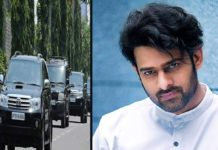 Tight Security for Prabhas