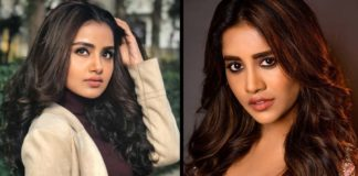Toss between Nabah Natesh and Anupama Parameswaran for Nikhil Karthikeya 2
