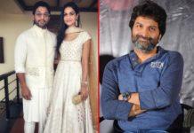 Trivikram Srinivas says, My wife never did before too