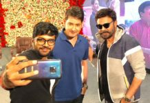 Venkatesh as host for Mahesh Babu