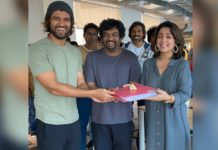 Vijay Deverakonda Fighter Launched in Mumbai