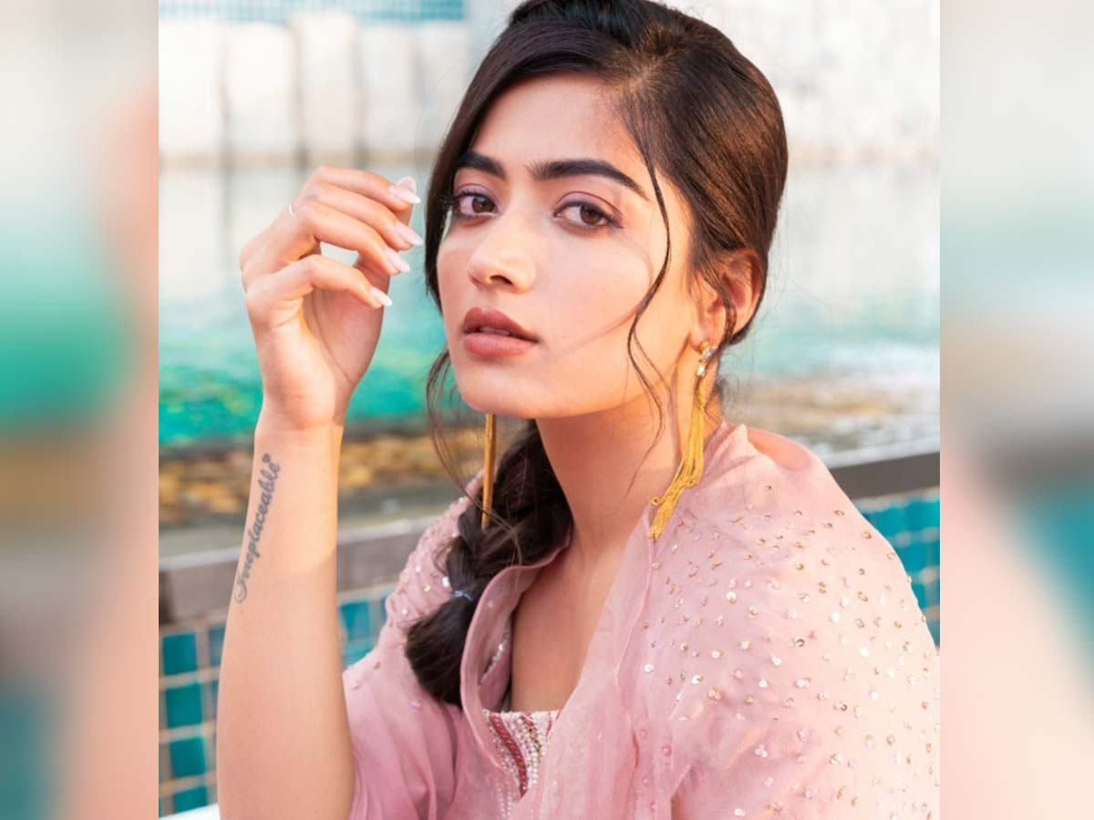 You're Wrong! IT raids not on Rashmika but on her father property