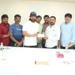 Allu Arjun financial contribution to journalists