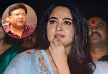 Anushka Shetty feeling uncomfortable with Kona Venkat