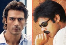 Arjun Rampal as cold blooded villain in Pawan Kalyan film