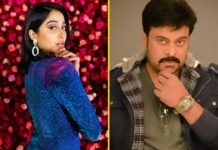Chiranjeevi to give break to the dancer in Regina?