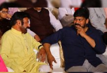 Chiru and Balayya in one frame: feast to mutuals