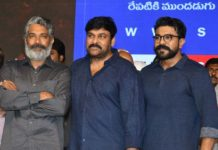 Chiru to come in between Rajamouli and Charan