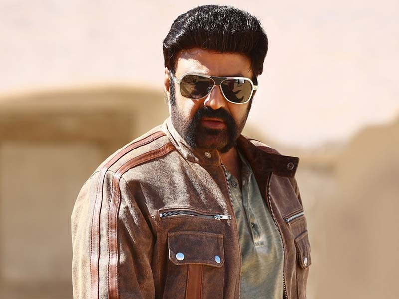 Divine touch to Balakrishna revenge and gritty tales