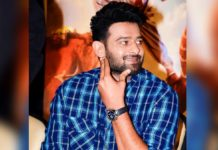 Drama High and VFX less in Prabhas film
