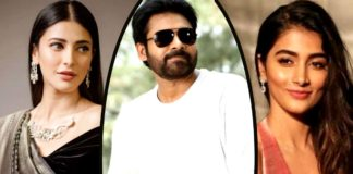 Either Shruti Haasan or Pooja Hegde for furious Pawan Kalyan