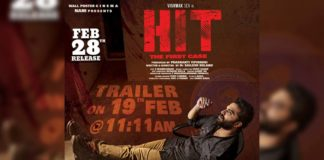 HIT trailer Review : Mind Bending Thriller