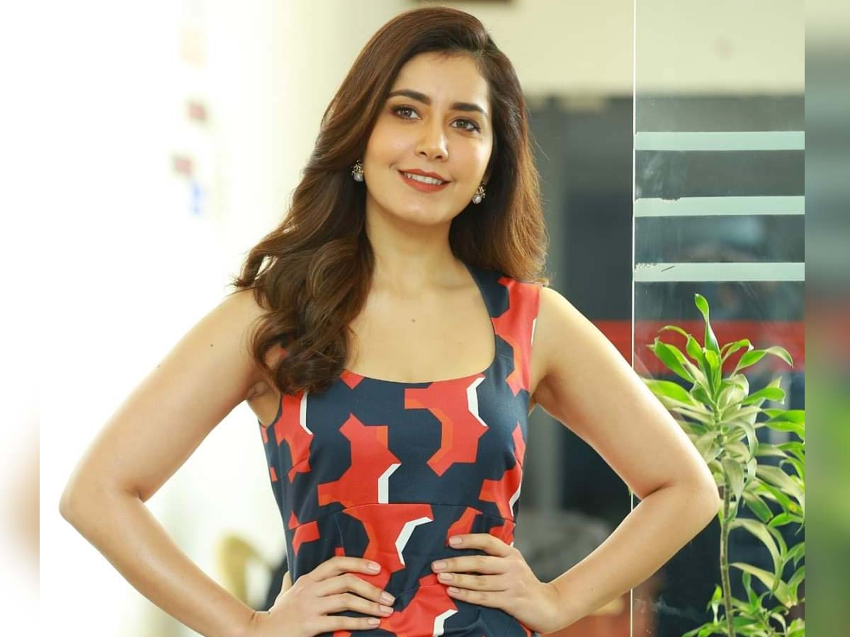 Is Rashi Khanna hurt with WFL failure