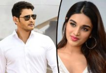 Its Nidhhi Agerwal for Mahesh Babu