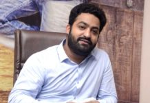 Jr NTR romance with a married lady?
