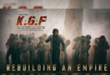 KGF2 song shoot happening in Hyderabad