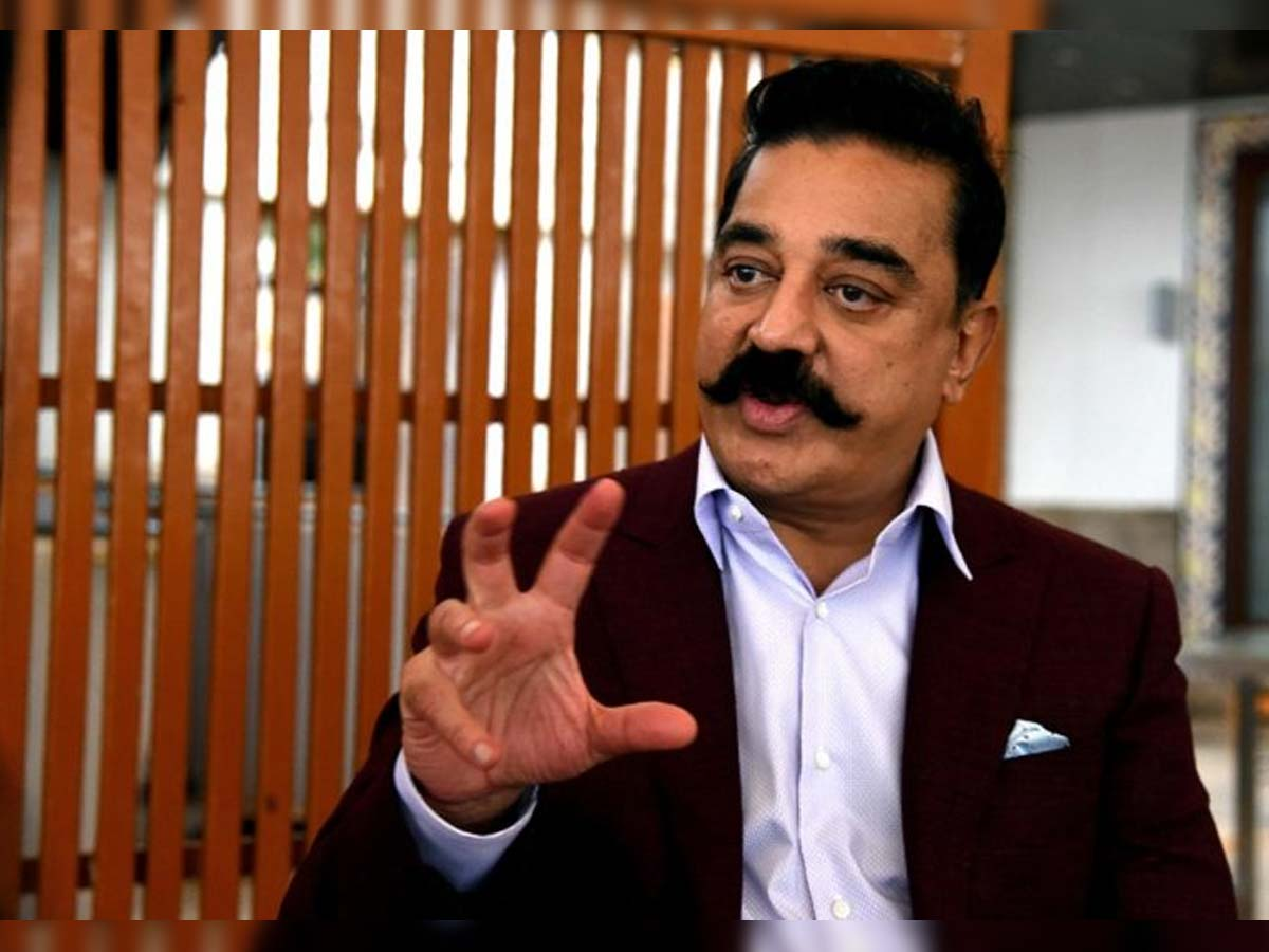 Kamal Haasan announces compensation for Indian 2 accident victims