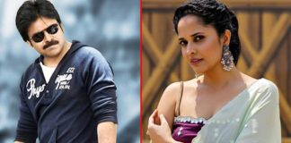 Key role and Special song for Anasuya in Pawan Kalyan Film