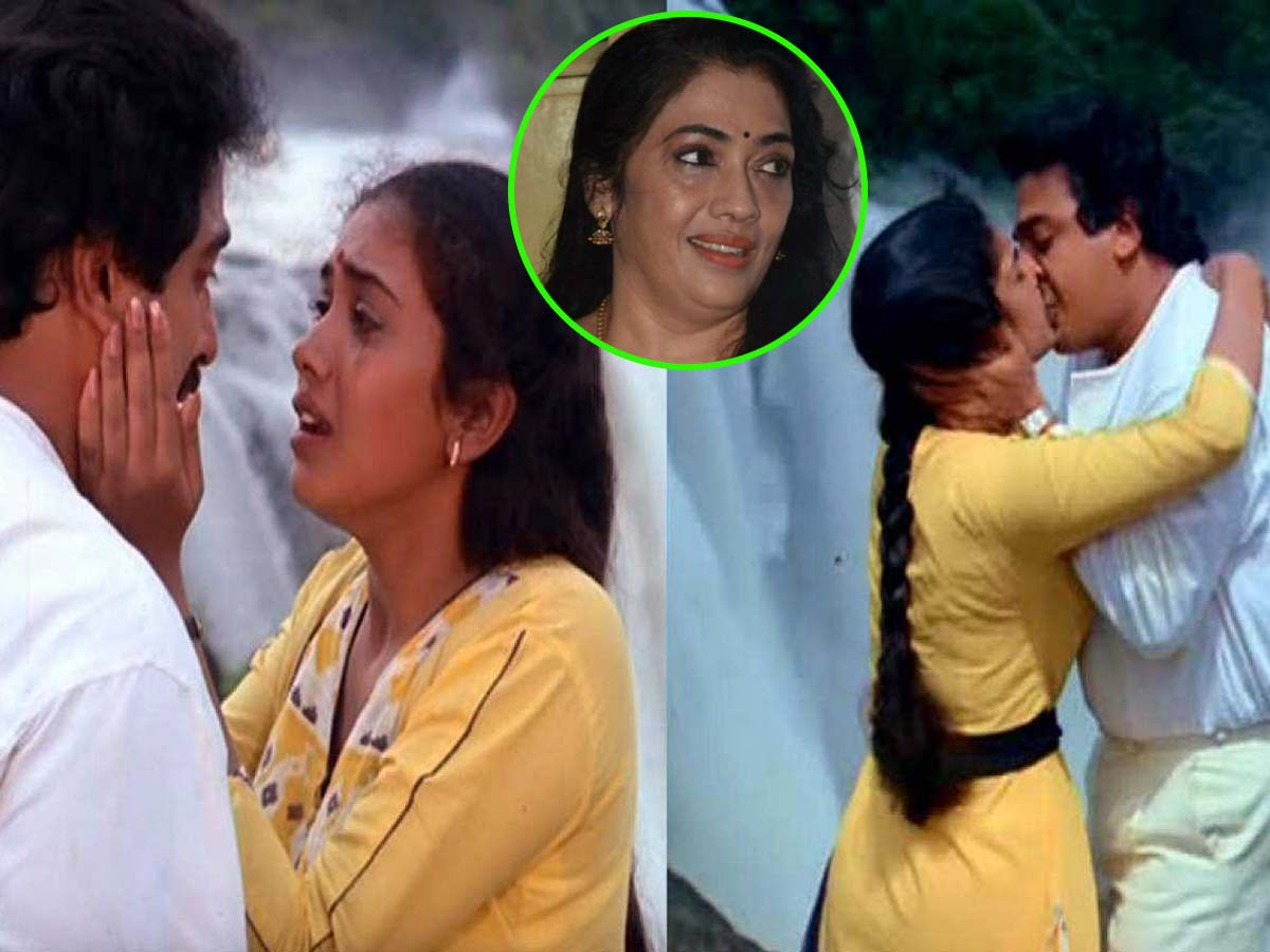Kissing scene without Rekha approval