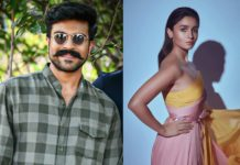 LEAKED! Ram Charan and Alia Bhatt Look from RRR
