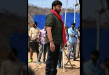 Leaked Chiranjeevi look creates confusion