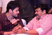 Mahesh Babu allots 30 days to Chiranjeevi