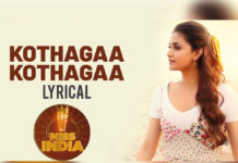 Miss India Kothagaa Kothagaa: A soulful song