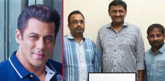 Mythri Movie Makers next with Salman Khan