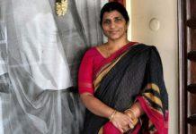 NTR Wife Lakshmi Parvathi debut in Radha Krishna