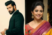 Nadhiya is the Mom of Varun Tej