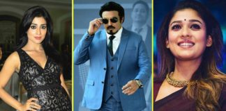Nayantara and Shriya Saran for Balakrishna?
