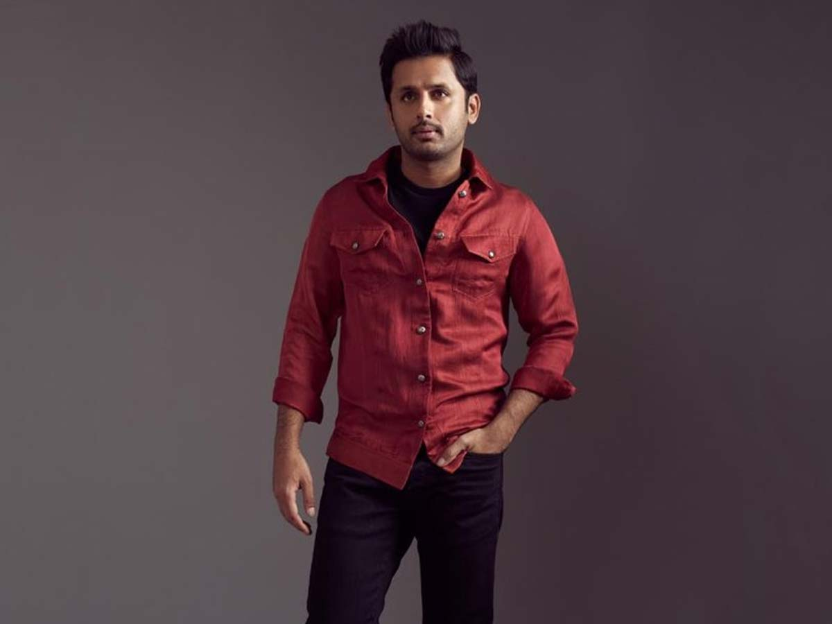 Nithiin confirms his upcoming projects