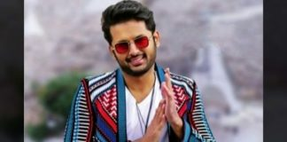 Official Nithiin to turn blind