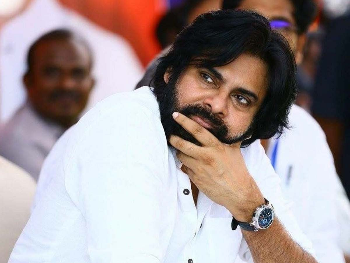 Pawan Kalyan busy with total 5 projects