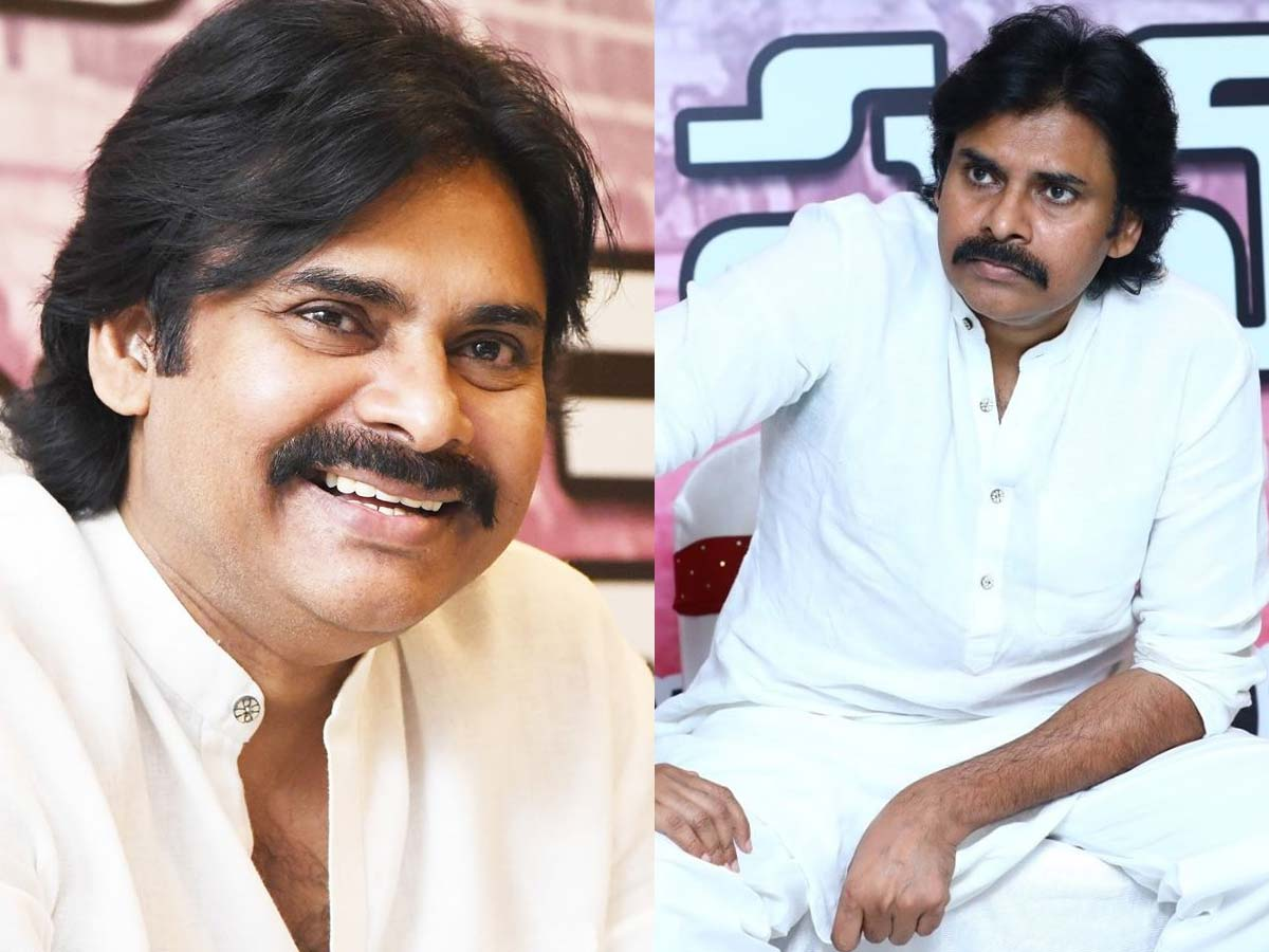 Pawan Kalyan spotted in clean-shaven look